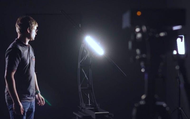 Unser Lichtlabor