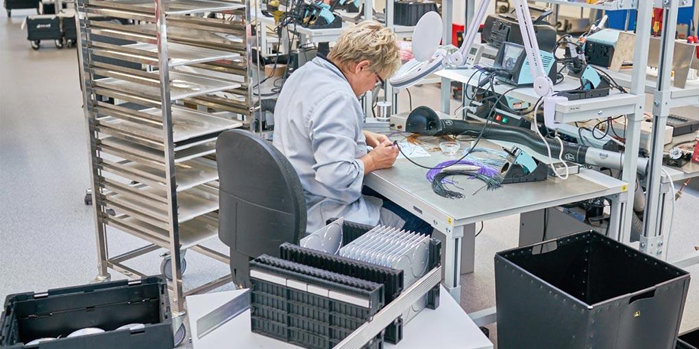 m.a.l. – Fertigung Elektronik