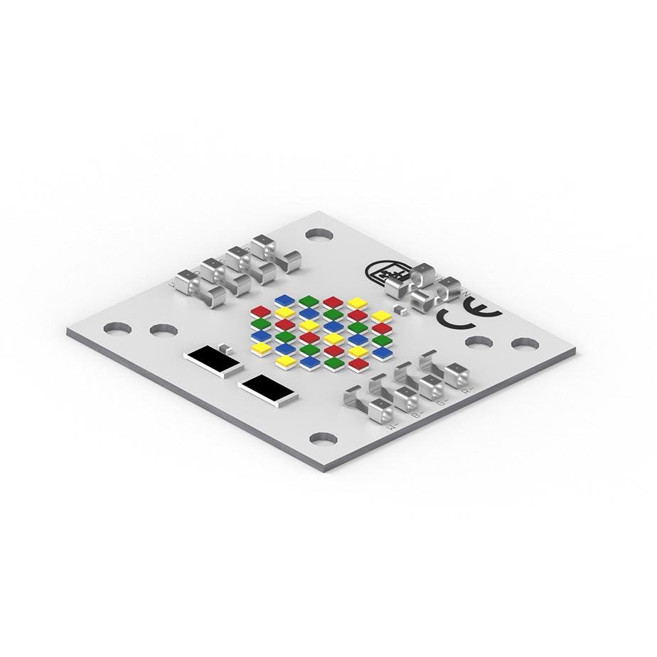iX-led LoB RGBW