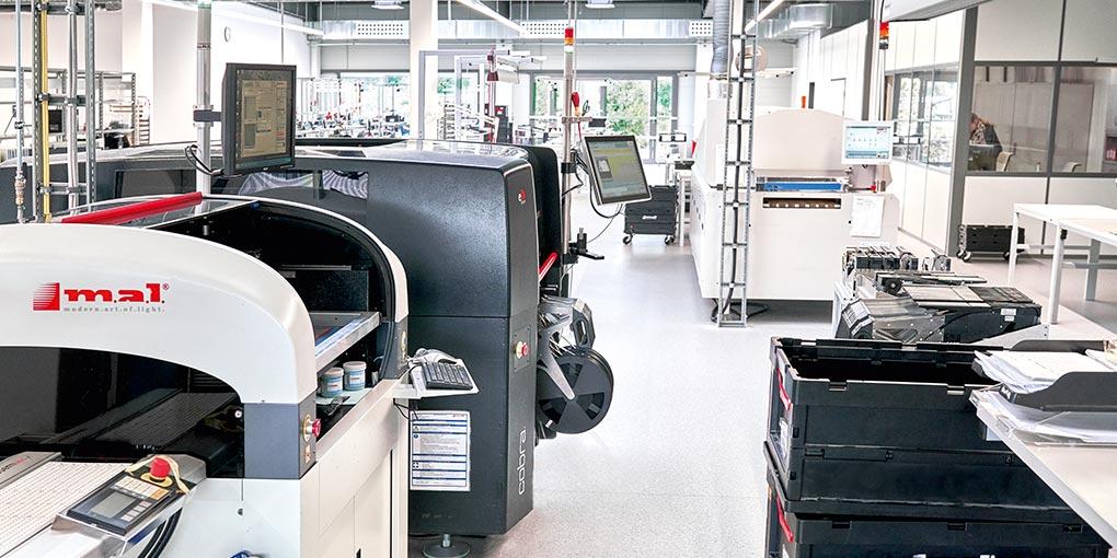 m.a.l. – Maschinenpark